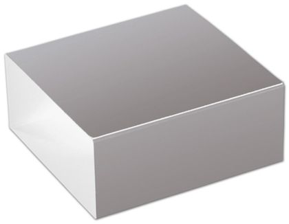 Silver 4-Truffle Confectionery Sleeves