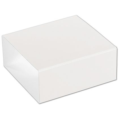 White 4-Truffle Confectionery Sleeves