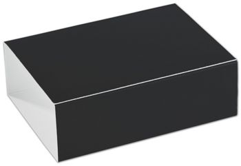 Black 6-Truffle Confectionery Sleeves