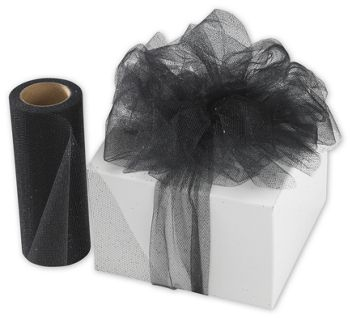 Black Sparkle Tulle, 6