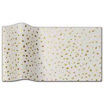 """Gold Satinique Tissue Paper, 20 x 30"""""""