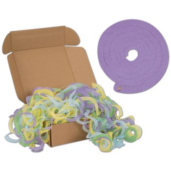 Pastel Jumbo Tissue Toss, 6.3