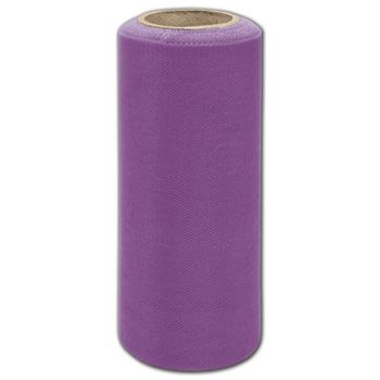 Deep Purple Tulle, 6