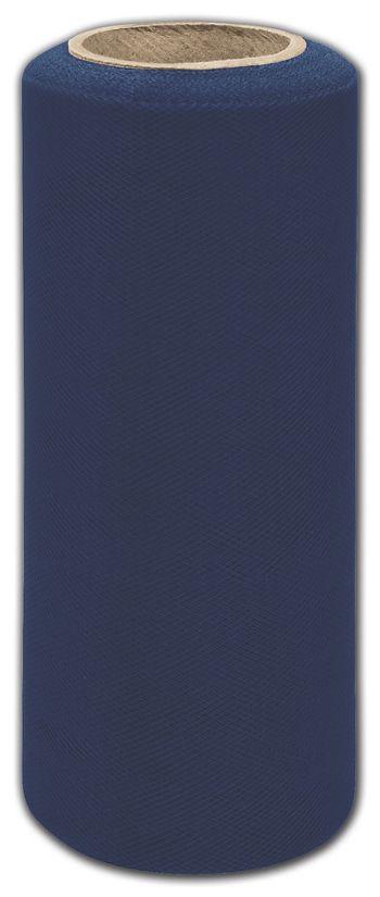Navy Tulle, 6
