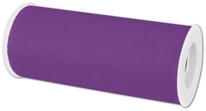 "Purple Tulle, 6"" x 25 Yds"