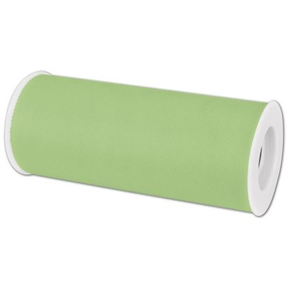 """Lime Tulle, 6"""" x 25 Yds"""