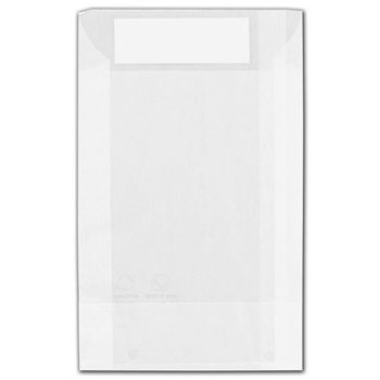 "Vela Tissue Bags, 6 x 1 1/2 x 8"""