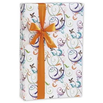 """Fantasia Gift Wrap, 24"""" x 417'"""