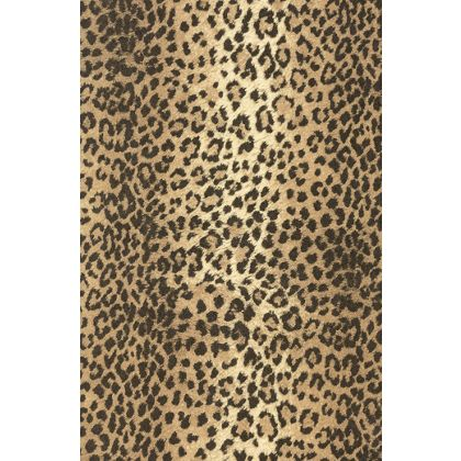 "Leopard Jeweler's Roll Gift Wrap, 7 3/8""x100'"