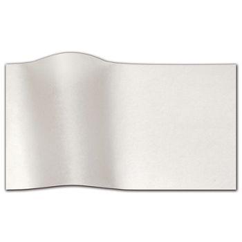 """White Flat Tissue, 20 x 30"""""""