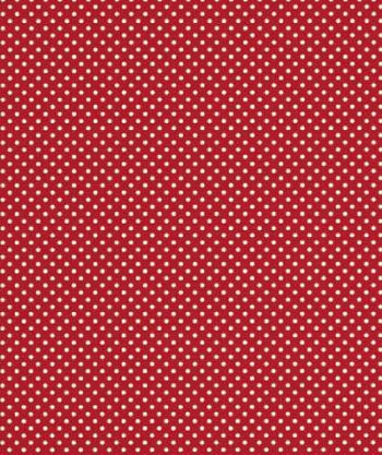 Red Swiss Gift Wrap, 24