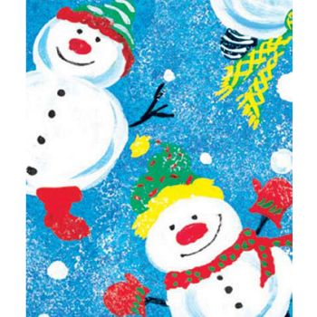 Frosty Friends Gift Wrap, 24