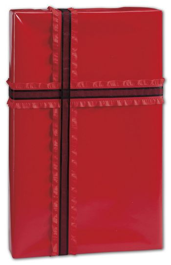 Christmas Red Gift Wrap, 24