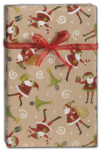 The Night Before Christmas Gift Wrap, 24