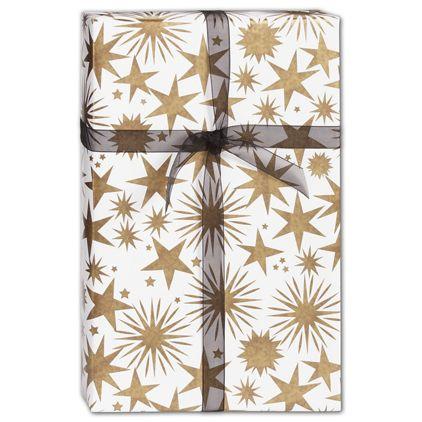 """Stargaze Gift Wrap, 24"""" x 100'"""