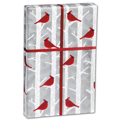 """Birchwoods Gift Wrap, 24"""" x 417'"""