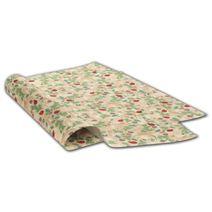"Reindeer Tapestry Tissue Paper, 20 x 30"""