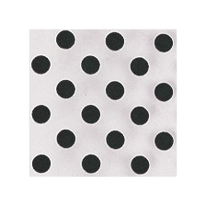 Black Dots color swatch