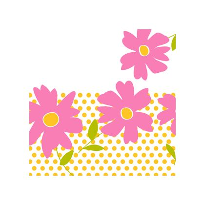 Dashing Daisy color swatch
