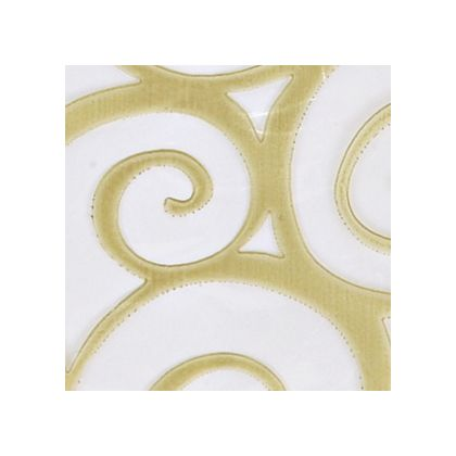 Euro Swirl Gold color swatch
