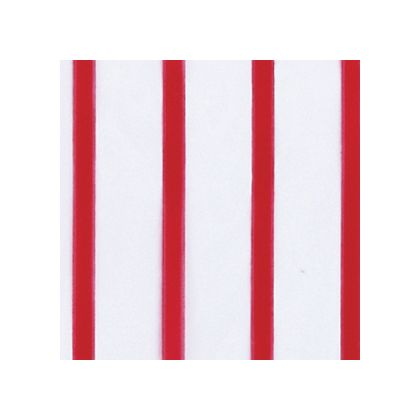 Red Vertical Stripes color swatch