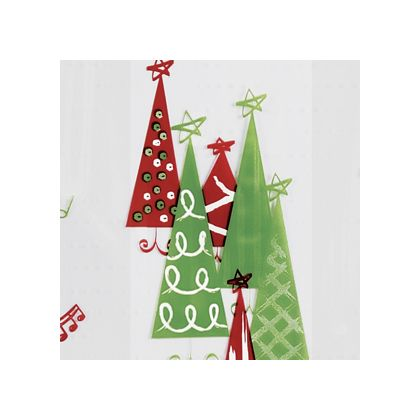 Rockin' Christmas Trees color swatch