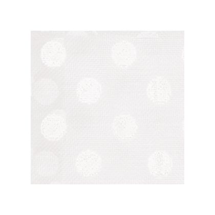 White Dots on White color swatch