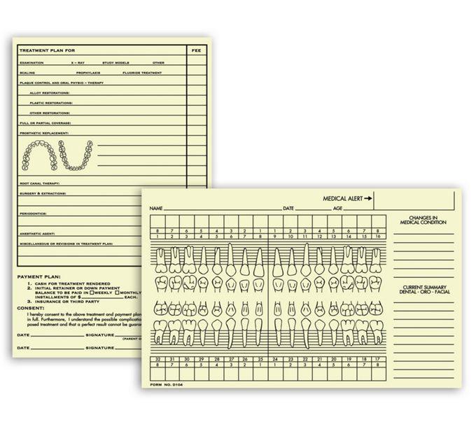 D104-Dental Continuation FormD104