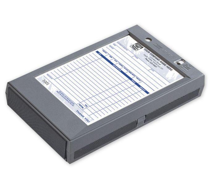Portable Register - Plastic Register for 5 1/2 x 8 1/2 FormsD925