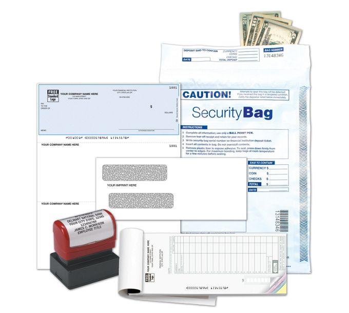 DKLQ1-Laser Top Checks - QuickBooks - Business Check KitDKLQ1