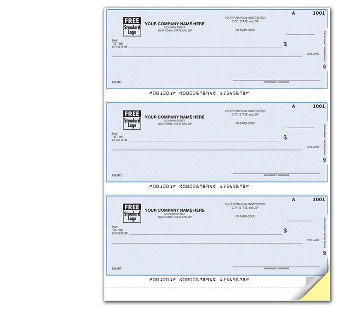 DNL202-Laser Checks, Compatible With NetSuiteDNL202