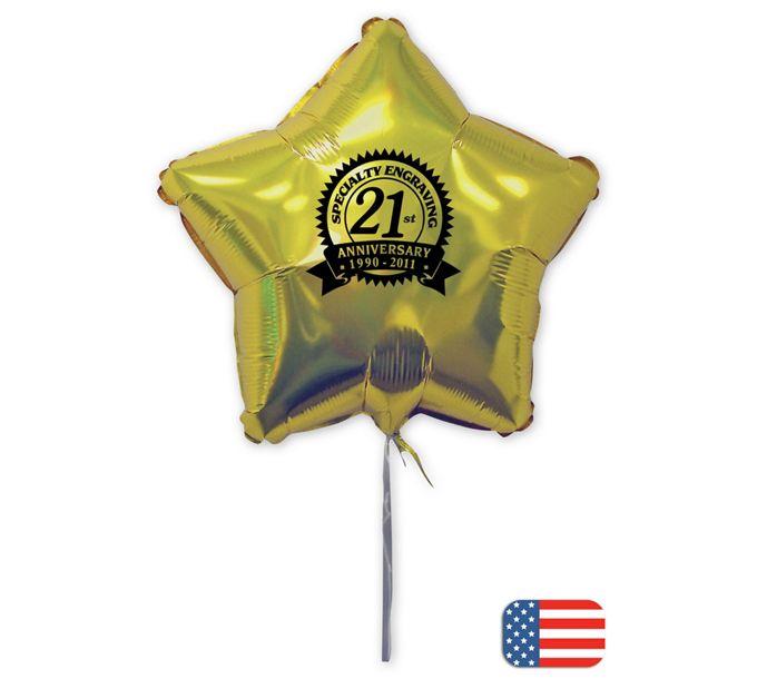 F115320-Star BalloonsF115320