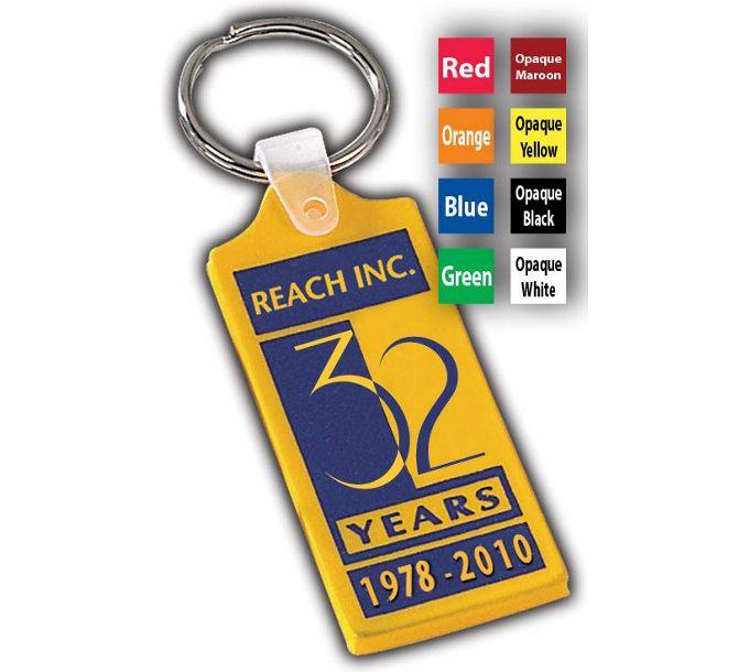 F115335-Anniversary Key Tag, RectangleF115335