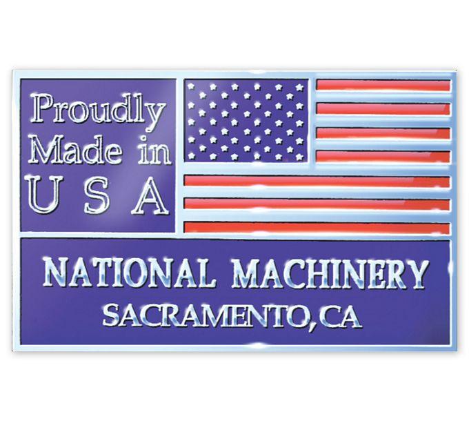 FSEMA6-Personalized Made in America Seal Rolls MA-6FSEMA6