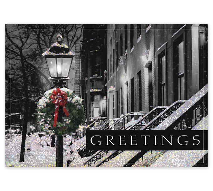 Adorned Light Holiday CardsH17650_N7650
