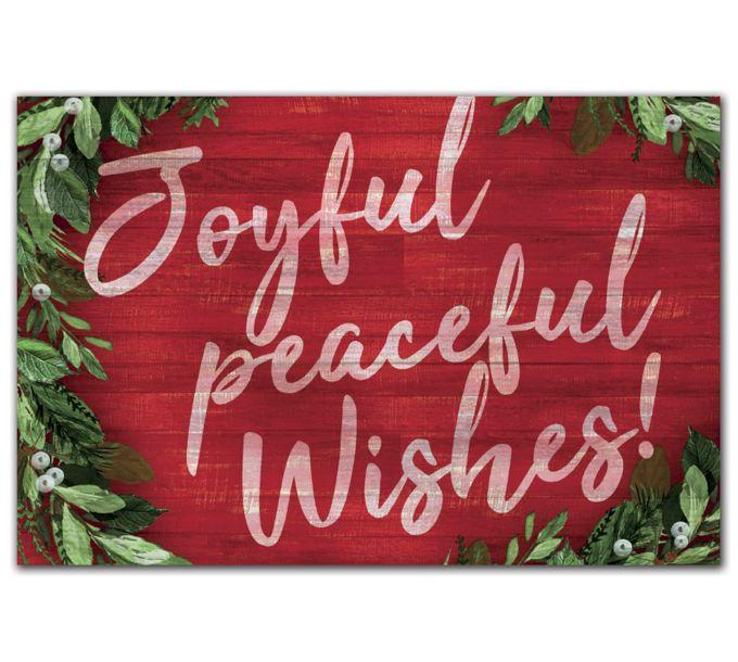 Monumental Joy Holiday PostcardsHPC2212