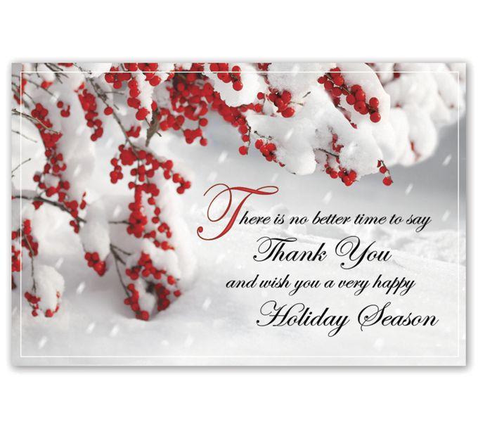 Perfectly Appreciated Holiday PostcardsHPC8219