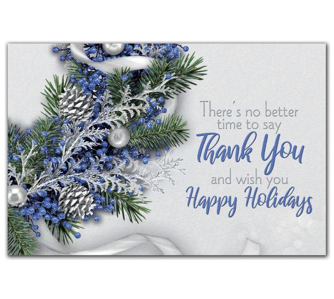 Truly Thankful Holiday PostcardsHPC9211