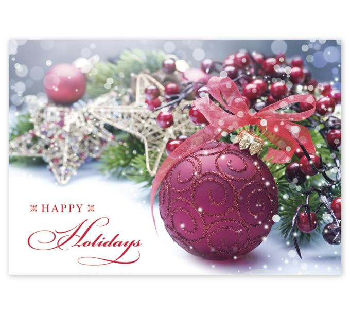 Country Charm Holiday CardsHPD2407_DD2407