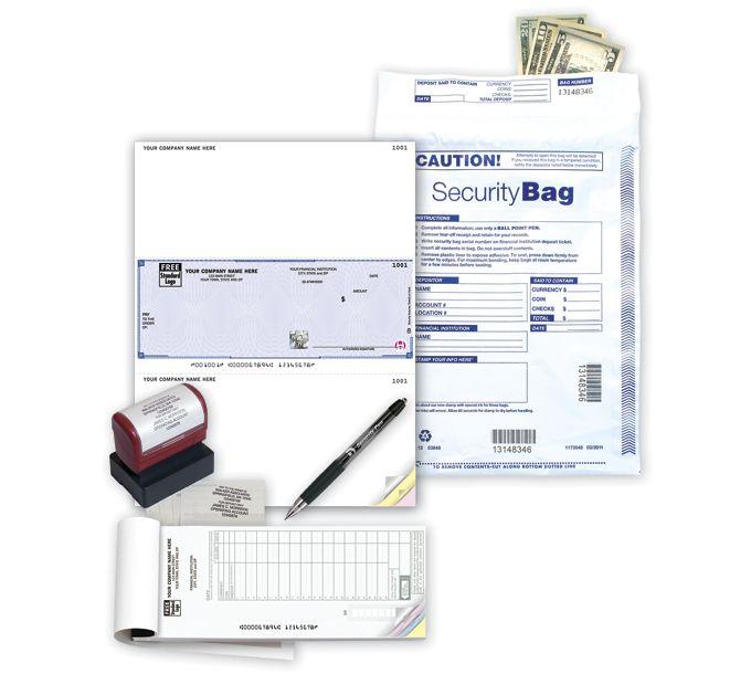 HSLKP-High Security Starter Kit, Laser Checks, SageHSLKP
