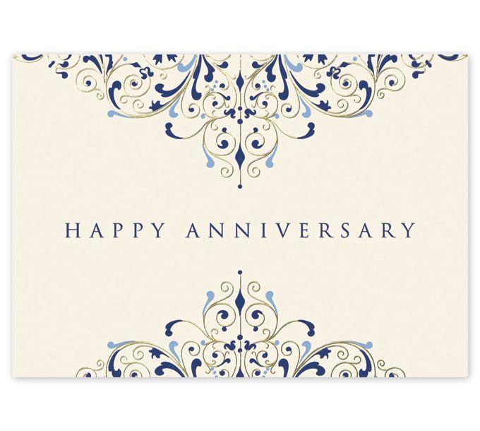 Celebrate the Years Anniversary CardsM1280
