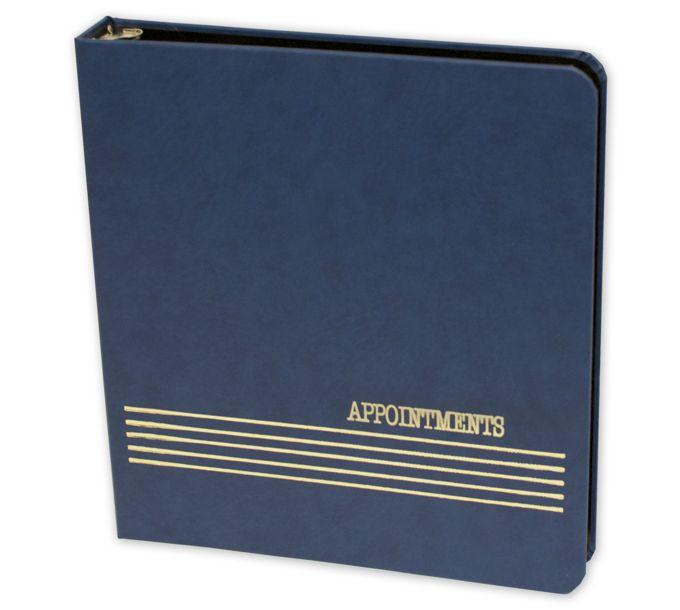 "M5756-TimeScan/Dayscan Hardcover Binder 8 1/2 x 11""M5756"