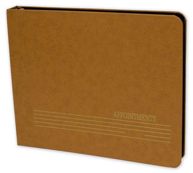 "Timescan/Dayscan Hardcover Binder - 12 x 11""M5766"