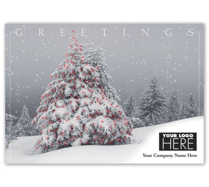 Winter Wanderings Holiday Logo CardsMT16010