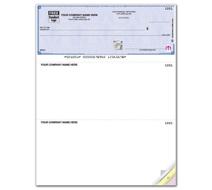 SSLT103-Deluxe High Security Laser Top CheckSSLT103