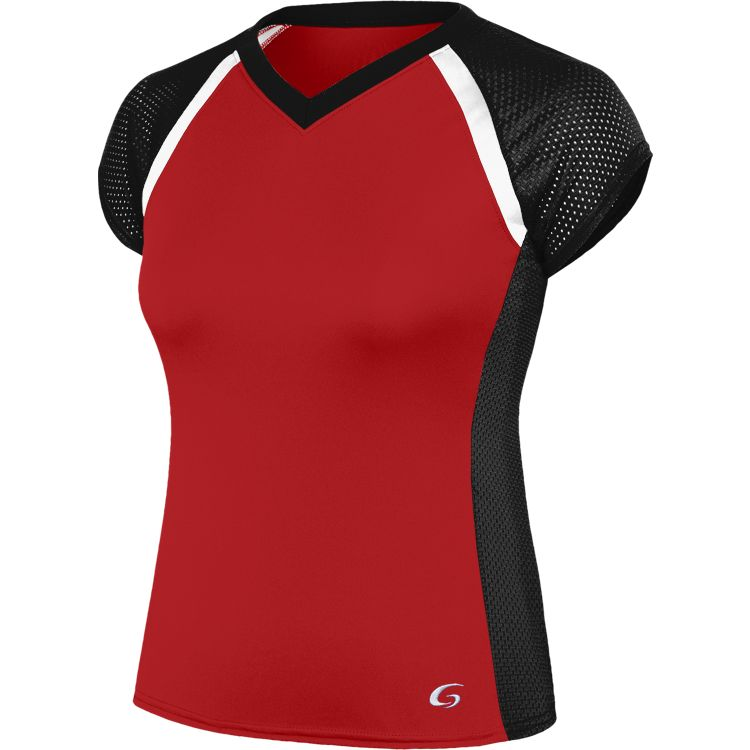 Ladies' Spark Fan Jersey