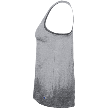 Women/Girl's Racerback Tank Steel Grey