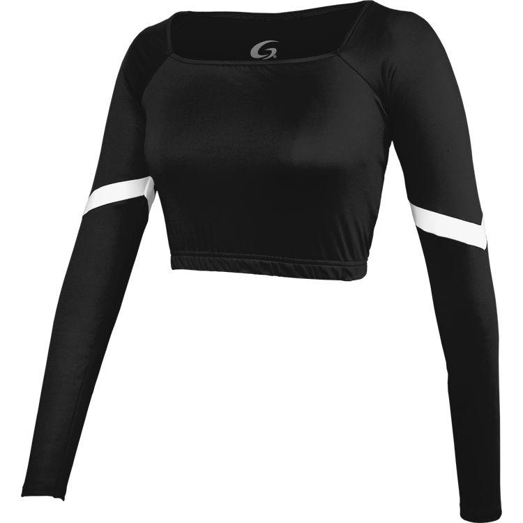 61e344396d9bb7 Cheerleading Body Wear Crop Tops