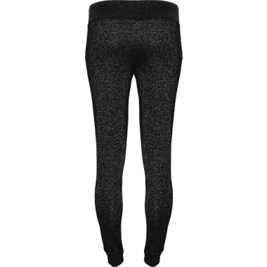 Ladies' Glitter Fleece Jogger