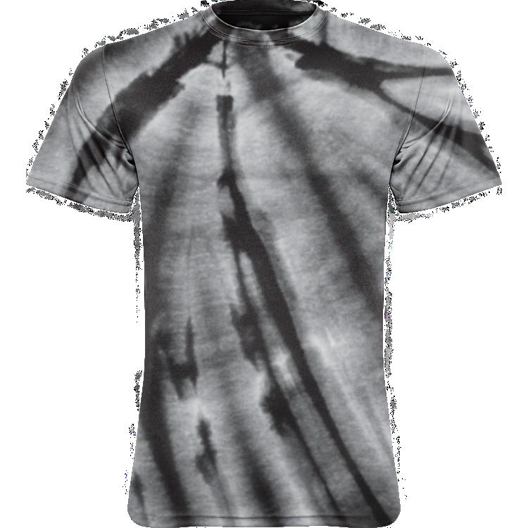 NLDC Black Tie Dye Shirt
